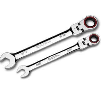Flex Head Ratcheting Wrenches