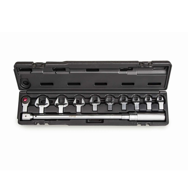 Capri Tools Torque Wrench 1//2 Inch Drive Automotive Bike Car ATV 10-150 ft lbs